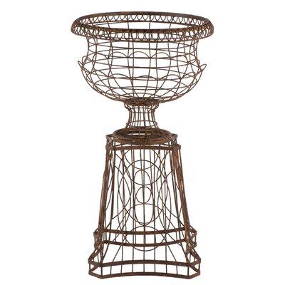 French Iron Urn Planter -  Aidan Gray, 581GR
