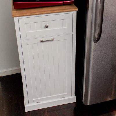 Corner Housewares Pantry Base White
