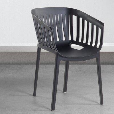Home Loft Concepts Patio Dining Chair Set Black