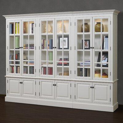A E Wood Design Restoration Brighton Oversized Set Bookcase