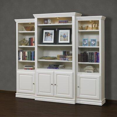 A E Wood Design Restoration Kamran Oversized Set Bookcase