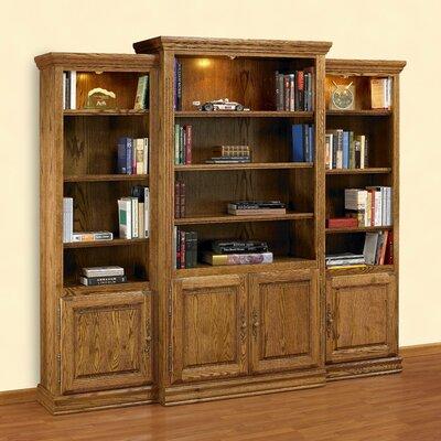 A E Wood Design Heirloom Oversized Set Bookcase