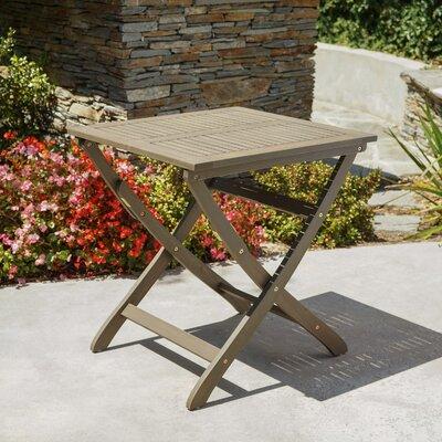 Foldable Wood Bistro Set 35 Product Image