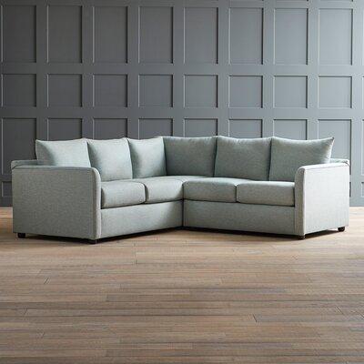 Allmodern Custom Upholstery Sectional Upholstery Sectional Right Hand Facing Upholstery