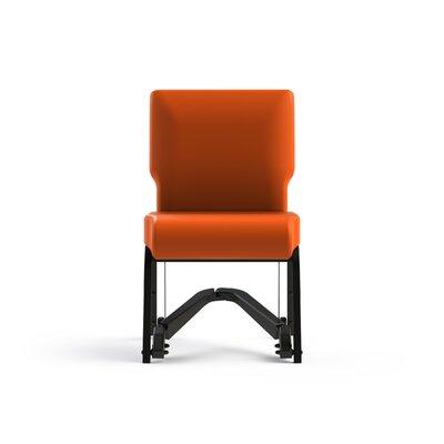 Comfor Tek Seating Upholstered Dining Chair Upholstery Tangerine