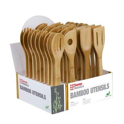 6-Piece Bamboo Utensil Set (Set of 3) BT01272