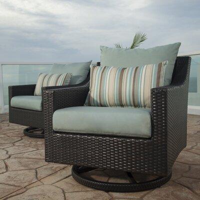 Three Posts Club Chair Cushions Motion Lounge Chairs