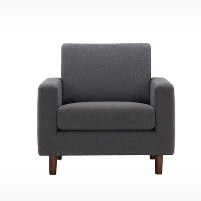 EQ3 Armchair Eq Body Fabric Polo Grey