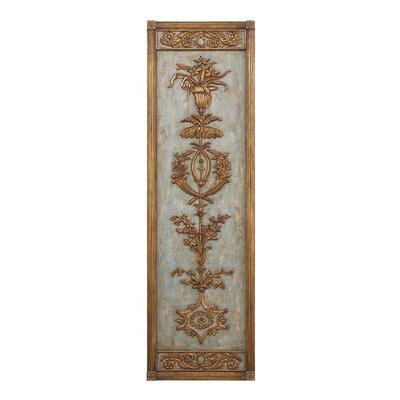 John Richard Wood Panel Wall Carved Wall Decor