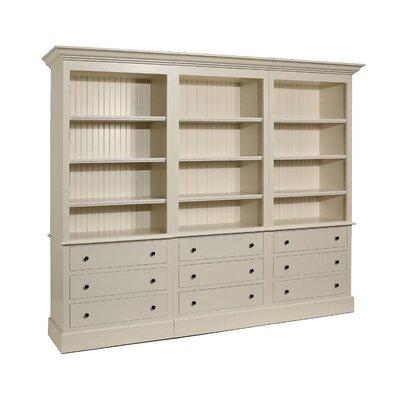 A E Wood Design Restoration Kingston Oversized Set Bookcase