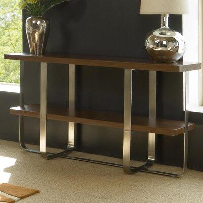 Allan Copley Designs Console Table Walnut