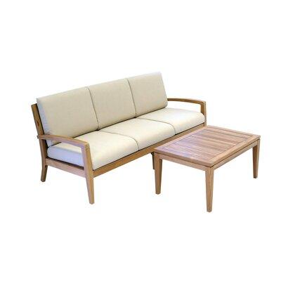 Ohana Depot Teak Sofa Seating Group Cushions Depot