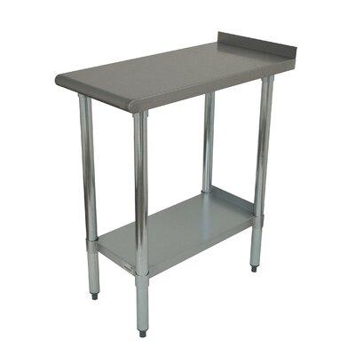 Advance Tabco Filler Prep Table