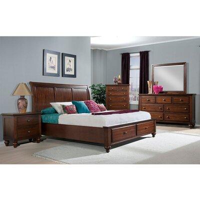 Darby Home Panel Bedroom Set Queen