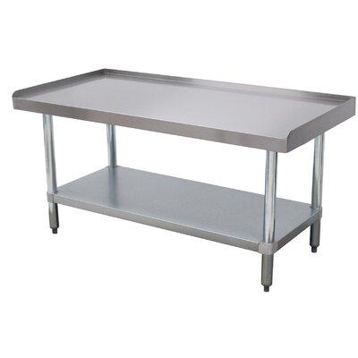 Advance Tabco Equipment Prep Table