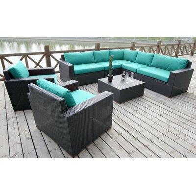 Bay Isle Home Sofa Seating Group Cushions