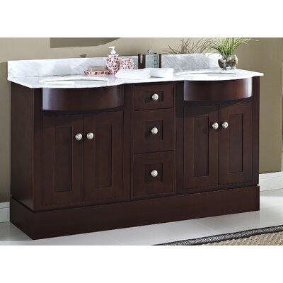 Rectangular Bathroom Vanity Sink White