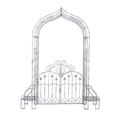 Cole Grey Gates Arbor Arches