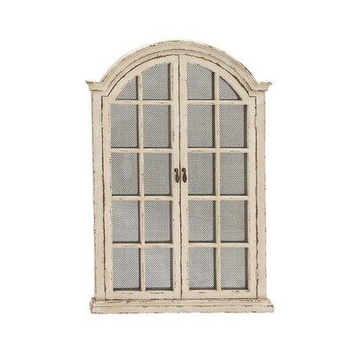 Cole Grey Wall Mirror Cabinet Door Mirrors