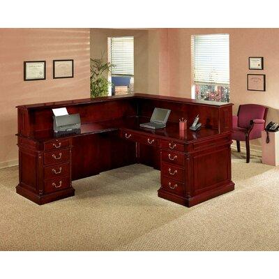Darby Home Reception Desk Right