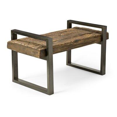 Plow Hearth Iron Garden Bench Wood Benches