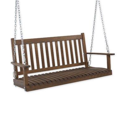 Plow Hearth Porch Swing Eucalyptus Swing Seats