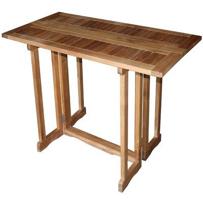 Chic Teak Teak Bar Table