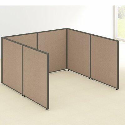 Open Cubicle Configuration