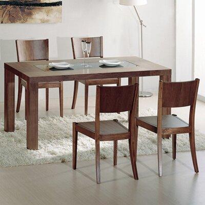 Hokku Wood Dining Set Photo
