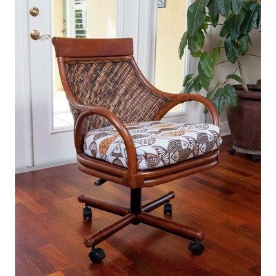Alexandersheridan Arm Chair Palms Pineapple