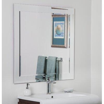 Decor Wonderland Petersburg Bathroom Wall Mirror