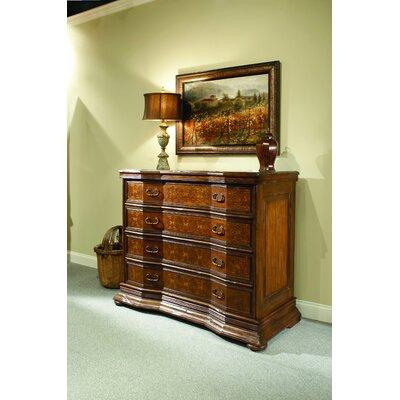Eastern Legends Drawer Dresser