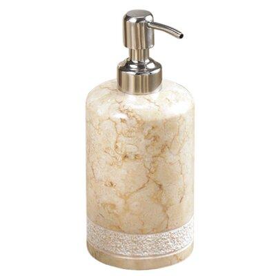 Creative Home Hand Carved Liquid Soap Dispenser