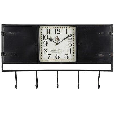 Mercury Row Rack Clock Wall Clocks