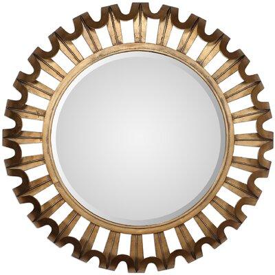 Brayden Studio Wall Mirror Textured Mirrors