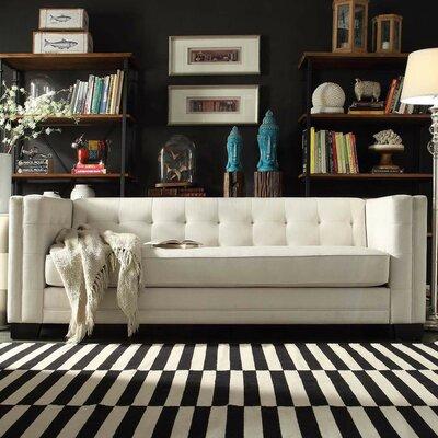 Mercury Row Tufted Sofa Square Sofas