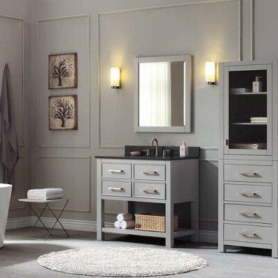 Ivy Bronx Modern Bathroom Vanity Set Single Vanities