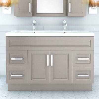 Cutler Kitchen Bath Double Bathroom Vanity Set