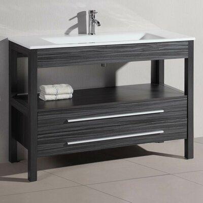 Belvederebath Modern Bathroom Vanity