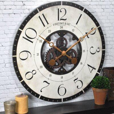Trent Austin Design Wood Wall Clock Deseret Wall Clocks