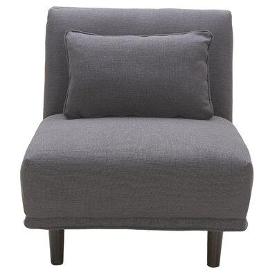 Brayden Studio Armless Slipper Chair