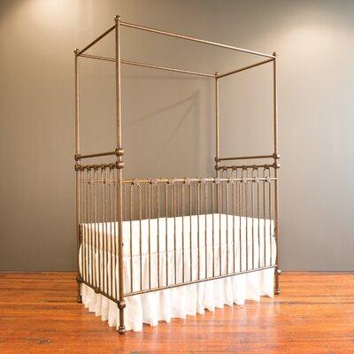 Bratt Decor Canopy Convertible Crib