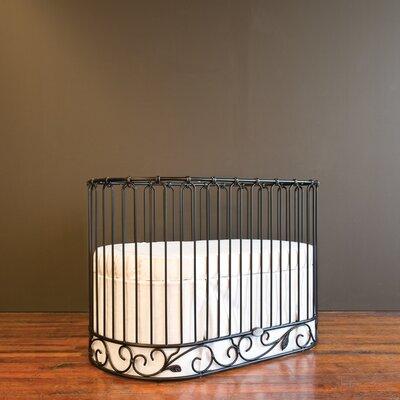 Bratt Decor Convertible Crib Mattress Black