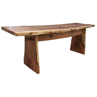Chic Teak Wood Gathering Bar