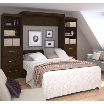 Storage Murphy Bed Queen 161 Photo