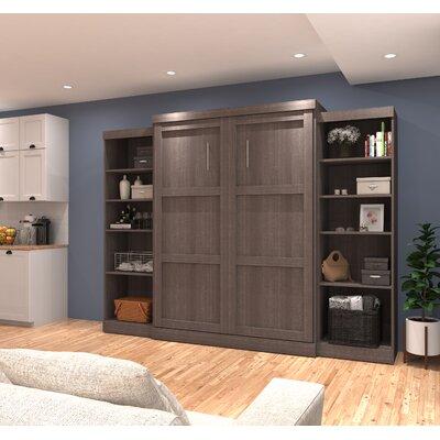 Red Barrel Studio Murphy Bed Storage Beds