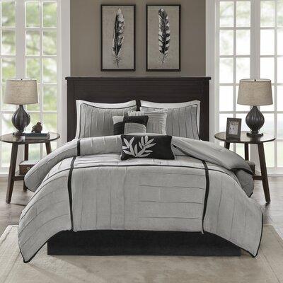 Red Barrel Studio Reversible Comforter Set Dune Bedsding