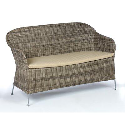 Co9 Design Wicker Garden Bench Cushion Design