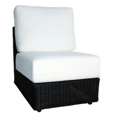 Halo Single Armless Chair Cushions