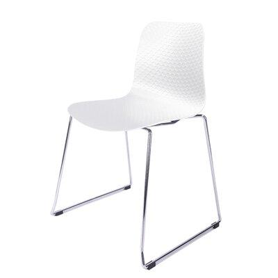 Emodern Decor Series Side Chair White